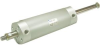 NC(D)GW, High Speed/Precision Cylinder, Double Acting, Double Rod
