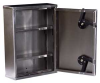 Stainless Steel Narcotics Cabinet Medium (15 x 11 x 4) .. -- 2762