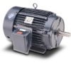 AC MOTOR 25HP 1800RPM 284T 575VAC 3-PH CAST-IRON BLUE CHIP -- E309