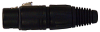 XLR Female Audio Cable Connector -- 9343-Image