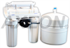 Residential Reverse Osmosis Systems -- RO4P-Series