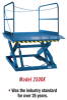 Recessed Dock Lift -- 2400 -Image