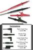 1000V Deluxe Fuse Probe Kit -- 131400 - Image