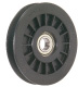Plastic V Idle Pulley -- VIP
