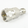 50 Ohm SMA Female (Jack) to 75 Ohm F Male (Plug) Adapter,High Temp -- SM3823