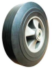 Solid Rubber Wheel,Dia. 10