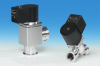 HV Angle Valve (Electromagn. Actuator) -- Series 264
