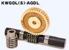 44mm PD Duplex Worms Shafts -- KWGDLS3-R1