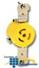 Leviton 15Amp 250V Single Locking Flush Receptacle -- 45CM-60