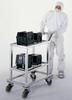 Wafer Box Cart -- 9600-14 -- View Larger Image