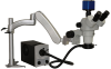 Microscope, Stereo Zoom (Trinocular) -- 26800B-354-ND -Image