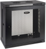 SmartRack 12U Low-Profile Patch-Depth Wall-Mount Rack Enclosure Cabinet -- SRW12U13 -- View Larger Image