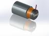 Non-Comm DC Voice Coil Linear Actuator -- NCC10-15-023-1PBS