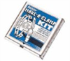 Tubing Clamps, Stainless Steel Make-A-Clamp Kit, 50 Ft -- GO-06420-20 -- View Larger Image