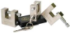 3 LOCKS AND MAGNETIC HIDE-A-KEY BOX -- 5ULD5