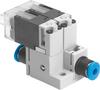 Vacuum valve -- MHA1-2X2/2G-1,5-3-3-3 -Image