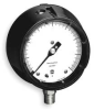 Compound Gauge,4 1/2 In,30 In Hg-100 Psi -- 1X589