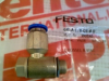 CONTROL VALVE FLOW ONE-WAY 1/8THREAD 8MM TUBE -- GRLA18QS8D - Image
