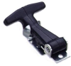 One-Piece Flexible Handle Latches -- 37-10-065-10 - Image