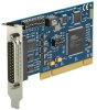 RS-232/422/485 PCI Card, 16850 UARTRS-232/422/485 PCI Card, 1-Port Low Profile with Opto Isolation, 16850 UART -- IC972C-R2
