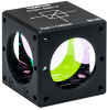 Non-polarizing Beamsplitter Cubes