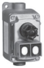 Explosionproof Pushbutton Switch and Pilot Light Control Station -- EFD3234