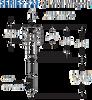 Socket -- 523-XX-012-05-001001 - Image