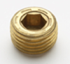 Brass Pressure Plugs (Metric) -- AN Series