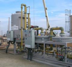 Deionizing system from Eco-Tec