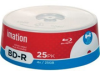 Imation 27792 4x 25 GB BD-R Blu-ray Recordable Media -- 27792