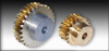 Left Hand Lead Worm Gears (metric) -- KBG3-20L1J30 -- View Larger Image