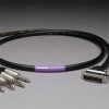 CANARE 8CH DB25 Audio Snake Cable 25-PIN TO 1/4
