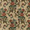 Floral Rose Tapestry Fabric -- RH-Marion -- View Larger Image