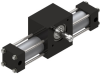 Single Rack Tie Rod Rotary Actuators -- A2