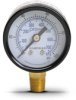 0-100 psi / 0-700 kPa Pressure Gauge with 1.5 inch mechanical dial -- G15-BD100-8LB - Image
