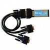 2 Port ExpressCard RS232 1MBaud -- VX-012