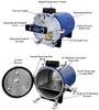 X Series Liquid Molding Chamber -- X-11