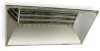 Electric Infrared Heater,46062 BtuH,208V -- 1UCJ5