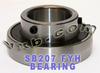 FYH Bearing 35mm Bore SB207 Axle Insert Ball -- kit8953