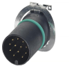 Circular Connectors -- 1411960-ND -Image