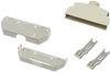 D-Sub, D-Shaped Connectors - Backshells, Hoods -- 1-176793-0-ND - Image