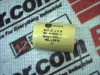 FILM CAPACITOR CAPACITOR TYPE:SNUBBER CAPACITANCE:0.47F CAPACITANCE TOLERANCE: 5% VOLTAGE RATING:2000VDC CAPACITOR DIELECTRIC MATERIAL:POLYPR -- 42L3472