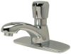 Faucet with Cover Plate, 3-3/4 In. -- 5UNR6