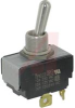 Switch, BAT LEVER, DPST, ON-NONE-OFF, SCREW -- 70155763 - Image