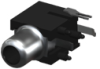 PC Mount Phono Jack-Black -- 972 - Image