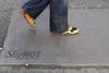 Slip Resistant Road Plates -- Steel