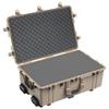 Pelican 1650 Case with Foam - Desert Tan | SPECIAL PRICE IN CART -- PEL-1650-020-190 - Image