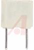 Capacitor;Polyester Metallized;Cap 1 #F;Tol 5%;Vol-Rtg 63;Radial -- 70037724