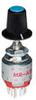 Half-inch Diameter Rotary Switches -- MR-Series - Image