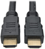 Active High-Speed HDMI Cable with Built-In Signal Booster, 1920 x 1080 (1080p) @ 60 Hz (M/M), Black, 100 ft. -- P568-100-ACT - Image